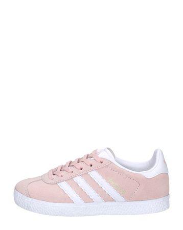 adidas Meisjes Gazelle C roze Roze
