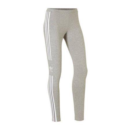1d01872e203 adidas originals 7/8 legging grijs melange