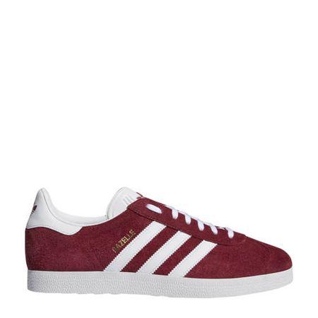 adidas originals Gazelle sneakers rood