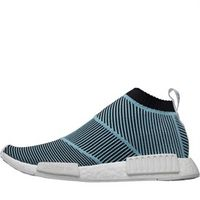 adidas Originals Heren NMD_CS1 Parley Primeknit Sneakers Blauw
