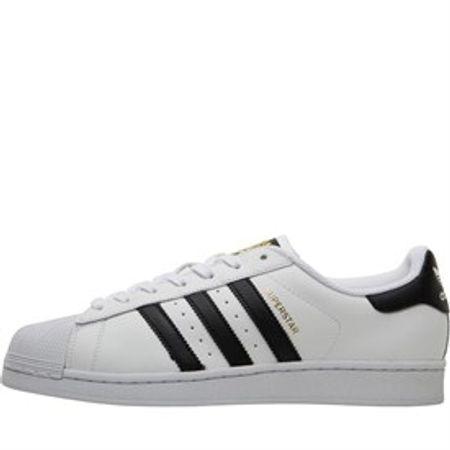 adidas Originals Heren Superstar Sneakers Wit