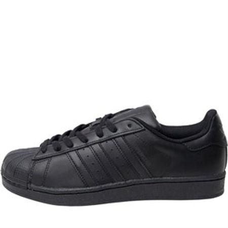 adidas Originals Heren Superstar Sneakers Zwart
