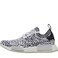adidas Originals NMD_R1 Primeknit Sneakers Wit