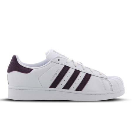 adidas Originals Superstar - Dames Platte Sneakers