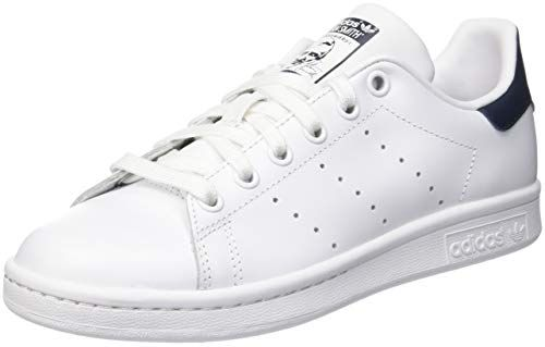 Adidas Stan Smith M20325 plateau, wit Running White New Navy