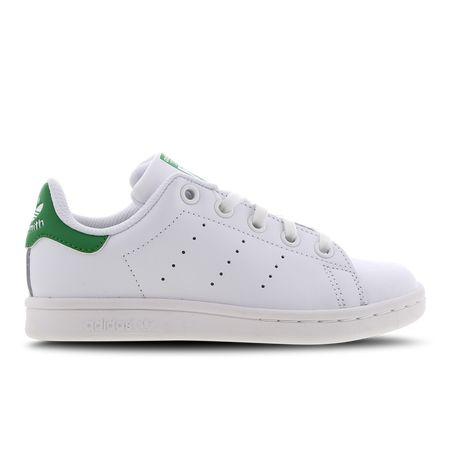 adidas Stan Smith - voorschools Schoenen - White - Leer - Maat 32 - Foot Locker