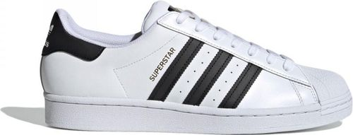 adidas Superstar Sneakers- Ftwwht/Cblack/Ftwwht