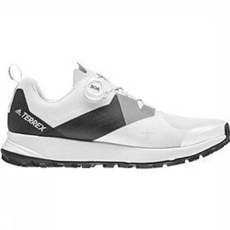 adidas Terrex Two Boa Schoen Wit/Zwart