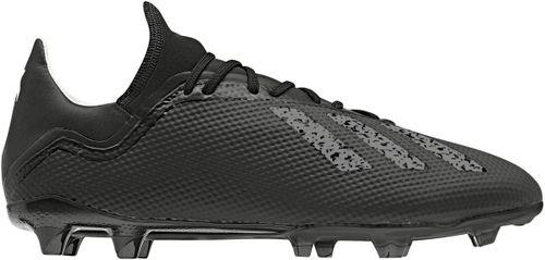 f400eb082f3 Adidas X 18.3 Fg Voetbalschoenen Heren - Core Black/Ftwr White/Dgh Solid  Grey
