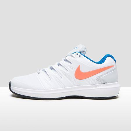 Air zoom prestige clay tennisschoenen wit dames