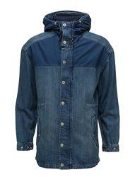 Ams Blauw Denim Jacket