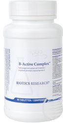 Biotics B-active complex 90 tabletten