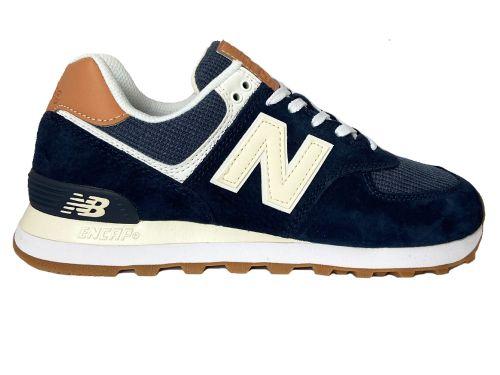 Blauwe New Balance Sneakers 574