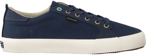 Blauwe Scotch & Soda Sneakers Abra