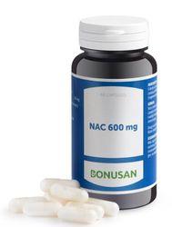 Bonusan Nac 600mg 60 capsules