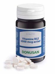 Bonusan Vitamine B12 1000 mcg Actief Zuigtabletten