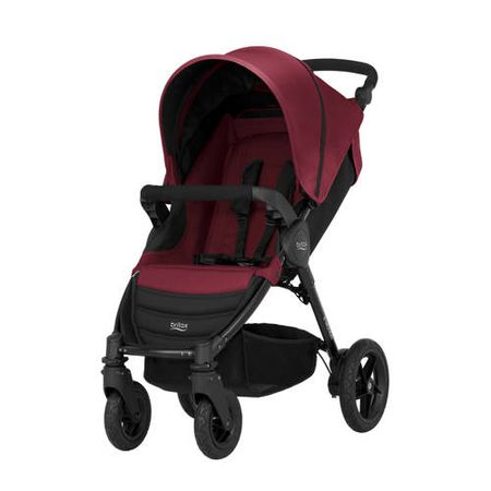 Britax Römer B-motion wine red