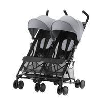 Britax Römer Holiday Double buggy steel grey