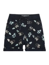 Broek 'NMMMICKEY THORN UNB SWE SHORTS WDI'