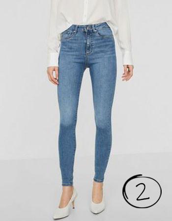 jeans voor een buikje