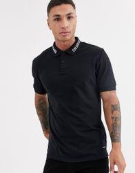 Calvin Klein Jeans - Embro - Poloshirt-Zwart