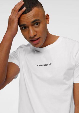 Calvin Klein T-shirt INSTIT CHEST LOGO REG TEE