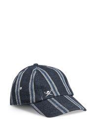 Chalk Stripe Cap