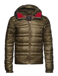Classic Hooded Down Jacket