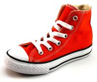 Converse All Stars High kinder sneakers Oranje CON92