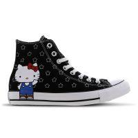 Converse Chuck Taylor All Star X Hello Kitty High - Dames Schoenen