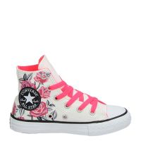 Converse Chuck Taylor hoge sneakers wit
