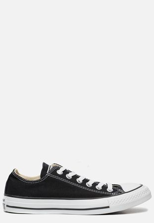 Converse Low-top Chuck Taylor All Star OX sneakers zwart