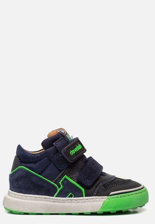 Converse Pro Blaze strap sneakers blauw