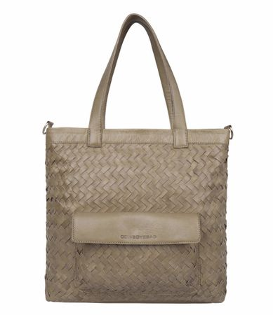 Cowboysbag Handtassen Bag Harrington Bruin