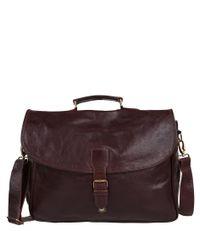 Cowboysbag Handtassen Bag Miami 15.6 inch Bruin