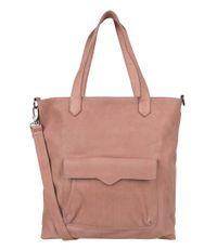 Cowboysbag-Handtassen-Bag Windust-Roze