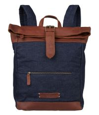 Cowboysbag-Laptoptassen-Backpack Wesport 15.6 Inch-Bruin
