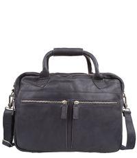 Cowboysbag-Laptoptassen-Laptop Bag Cromer 15.6 inch-Blauw