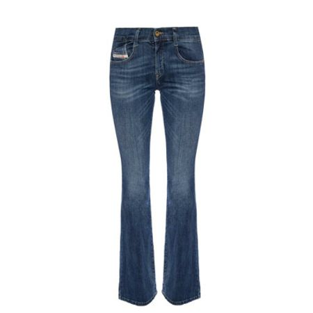 'D-Ebbey' distressed jeans