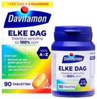 Davitamon Elke Dag Tabletten