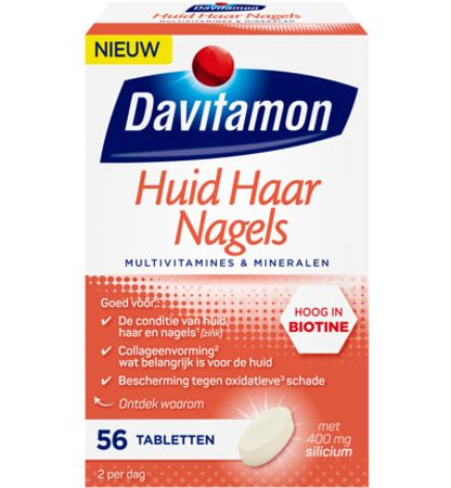 Davitamon Huid Haar Nagels (56tb)