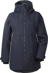Didriksons Helle Parka 2 Outdoorjas Vrouwen - Dark Night