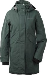 Didriksons Tanja Parka 3 Outdoorjas Vrouwen - North Sea
