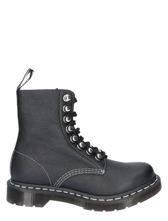 Dr Martens 1460 Pascal Hardware Black Virginia Boots