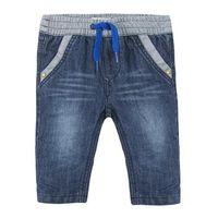 Esprit  Boys Jeans donkerblauw - Blauw - Meisjes