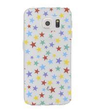 Fabienne Chapot Smartphone covers Stars Softcase Samsung Galaxy S6 Edge Zwart