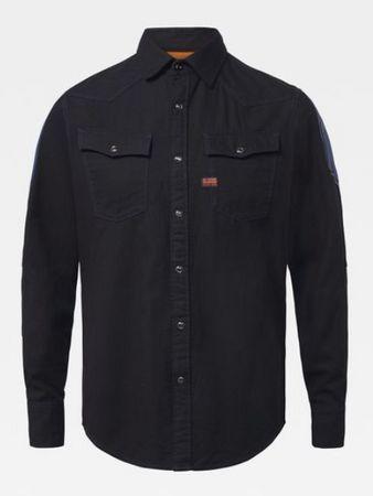 G-star Jeans Overhemd Max Raw Zwart