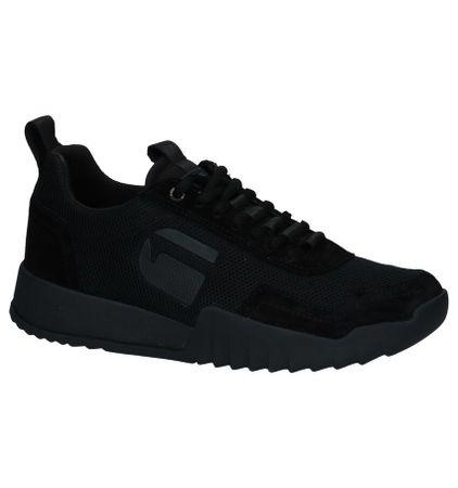 G-Star Rackam Rovic Zwarte Lage Sneakers