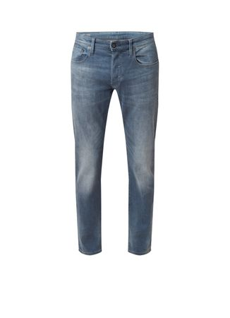 G-Star RAW 3301 slim fit jeans met ripped details