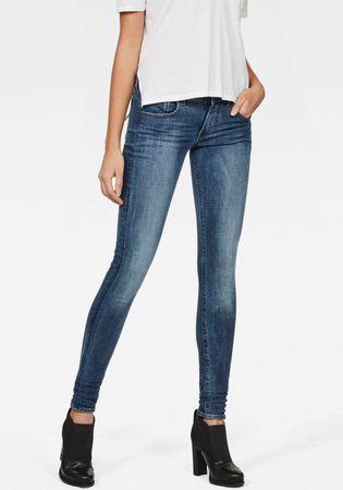 G-Star RAW skinny fit jeans Lynn D-Mid Waist Super Skinny elegante variant van de klassieke 5-pocket jeans